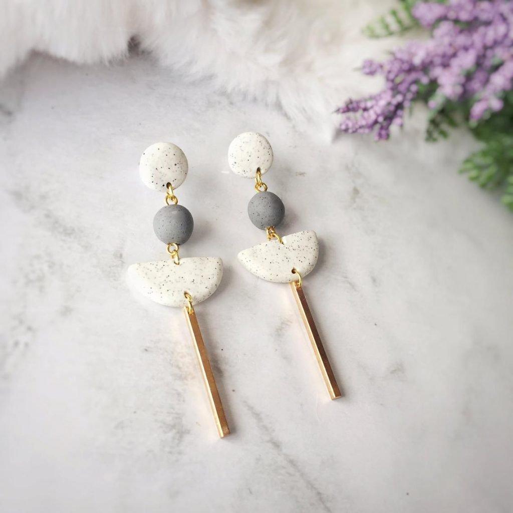 handmade earrings - cover